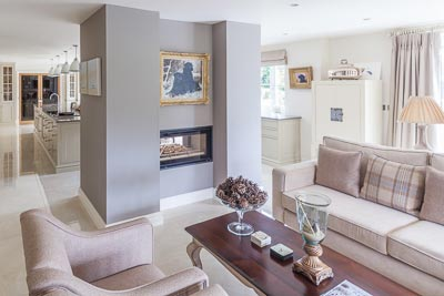 Stylish interior property photography Leicester
