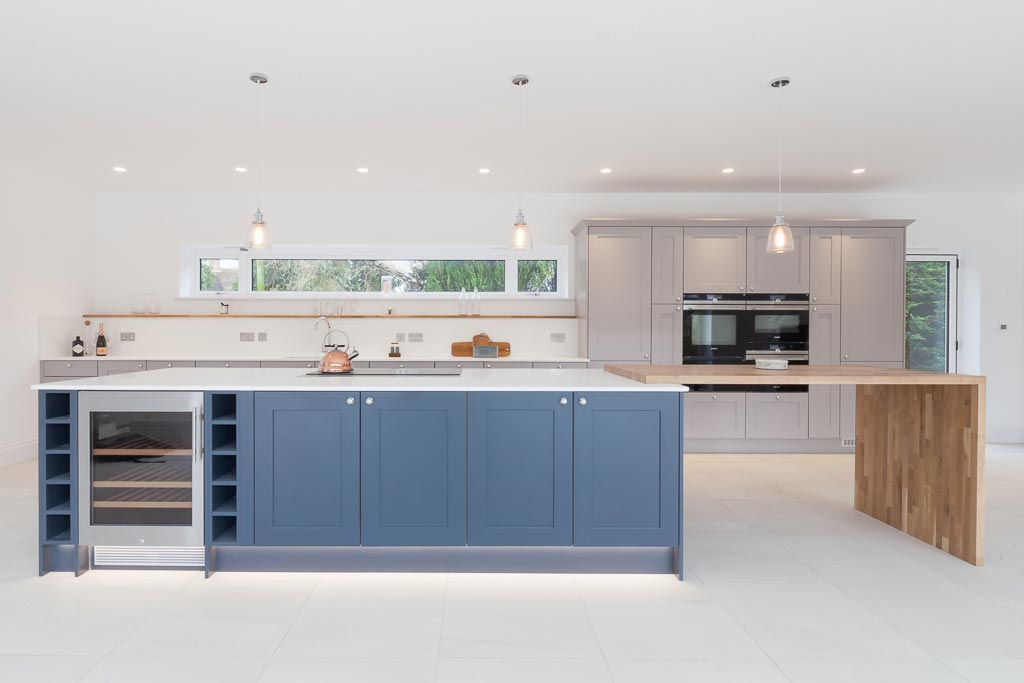 Professional kitchen photography leicester
