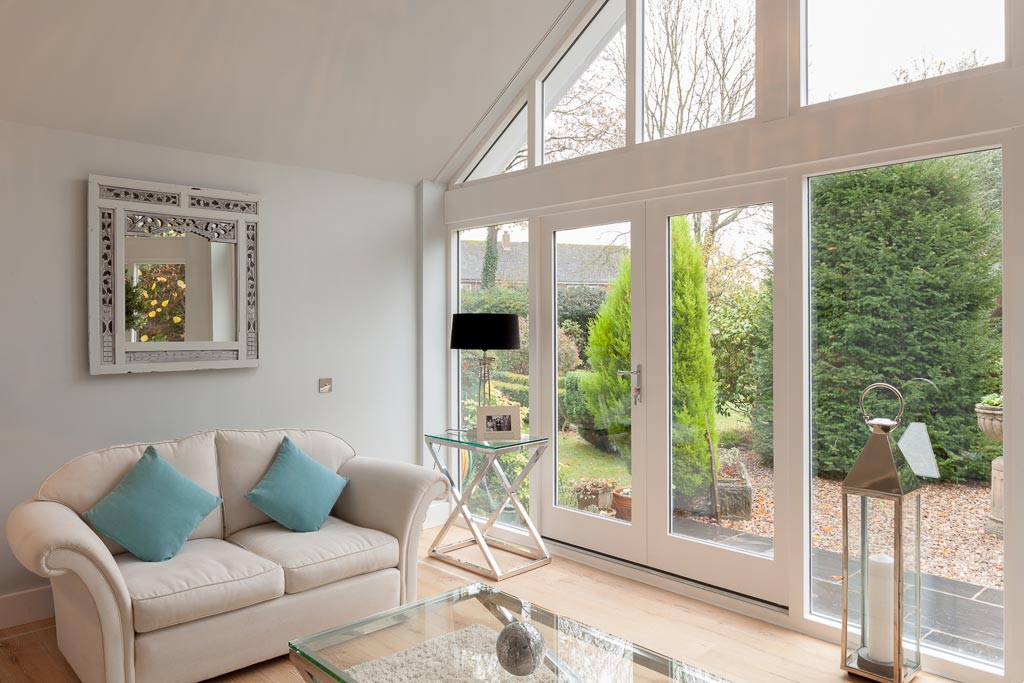 Stylish home interior shoot - professional property photography